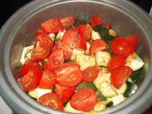 légumes aux épices de tataouine