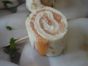 Wrap Saumon & fromage frais