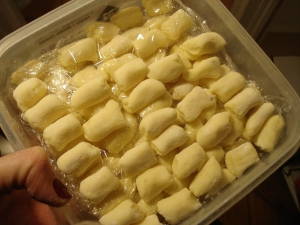 recette gnocchis