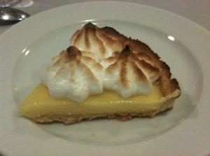 Part de tarte au citron