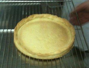 Fond de tarte : pâte sablée pour faire une tarte au citron