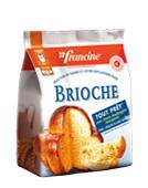 Sachet dose brioche francine