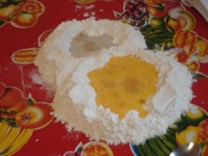 Préparation pâte à brioche